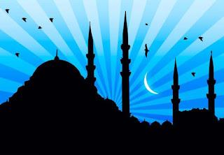 Gambar Kartun Masjid Cantik dan Lucu 201706