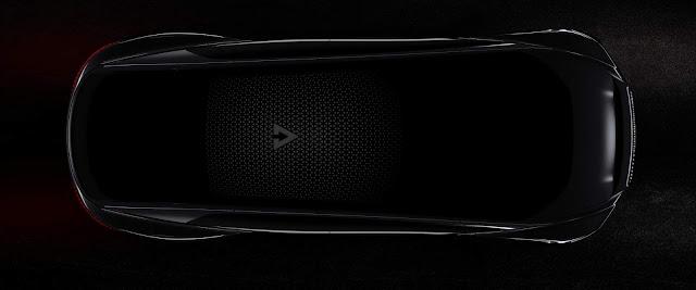 Audi Conceitual autônomo nivel 5 em Frankfurt