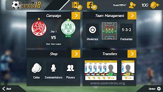تحميل لعبة Golden Team Soccer 2018 للأندرويد / Download GTS 18 Android