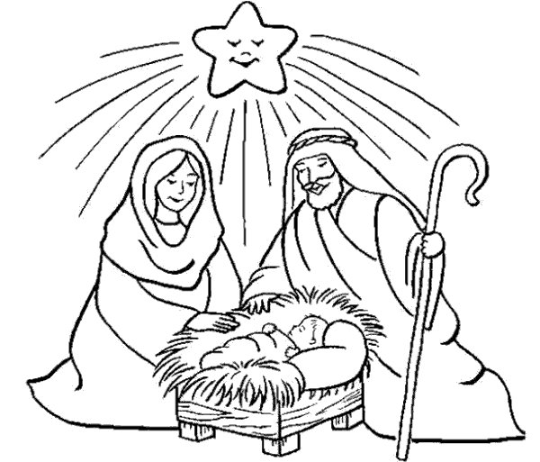 Imagenes de navidad 2019 para dibujar