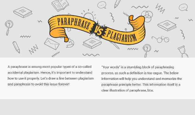 How to Avoid Paraphrase Plagiarism