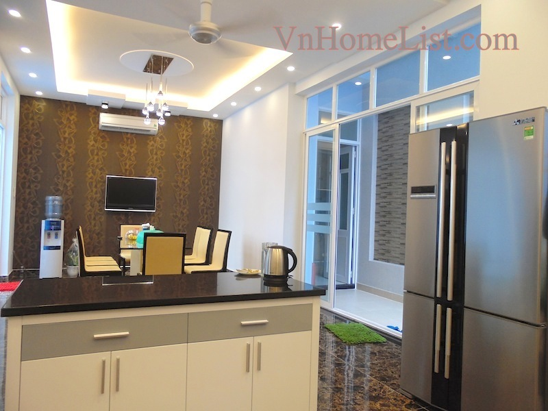Villa For Rent in Vung Tau