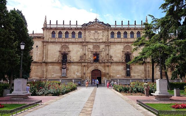 Alcala de Henares (Madrid).