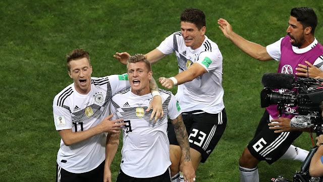 مشاهدة مباراة المانيا وكوريا الجنوبية بث مباشر يلا شوت الجديد كورة لايف