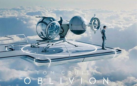 Cele Mai Bune FILME SCI-FI Ale Anului 2013 - Oblivion