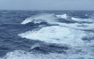 Bay of Biscay waves