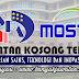Jawatan Kosong di Kementerian Sains, Teknologi dan Inovasi (MOSTI) - 26 July 2017