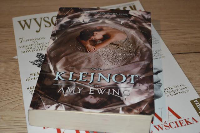 """Recenzja #89 - Amy Ewing """"Klejnot"""""""
