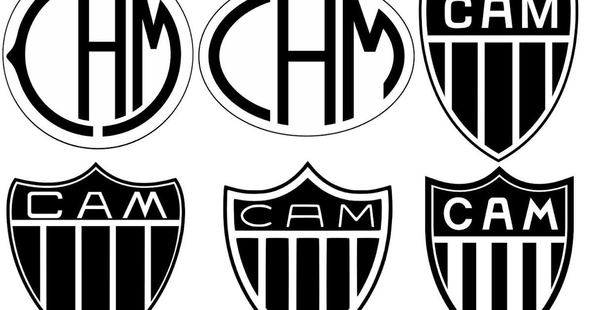 Escudos Gino Atletico Mineiro