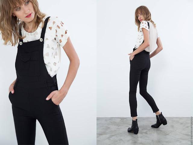 Enteritos moda mujer 2017. Colecciones otoño invierno 2017.