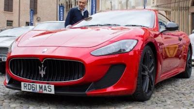 Maserati GranTurismo: handcrafted 21 Inch