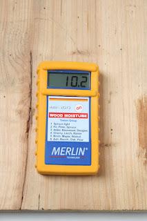 Jual Wood Moisture Meter Merlin HM8-WS13