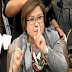 REACTION OF VIVIAN VELEZ UPON KNOWING THAT DE LIMA STAYED IN A $680/NIGHT HOTEL