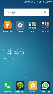 Setelan HP Android