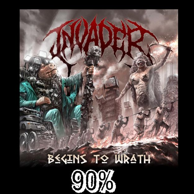 Reviews: Invader - Begins to Wrath
