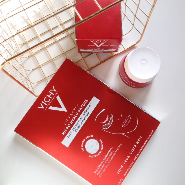 Vichy Liftactiv Collagen Specialist & Micro Hyalu Patches