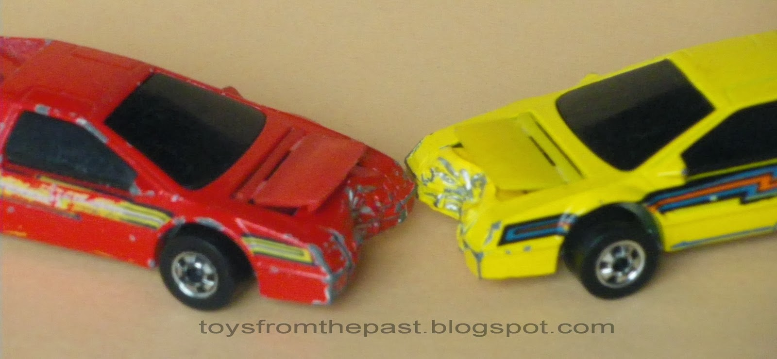 Hot Wheels Toys : Toys from the past hot wheels crack ups and