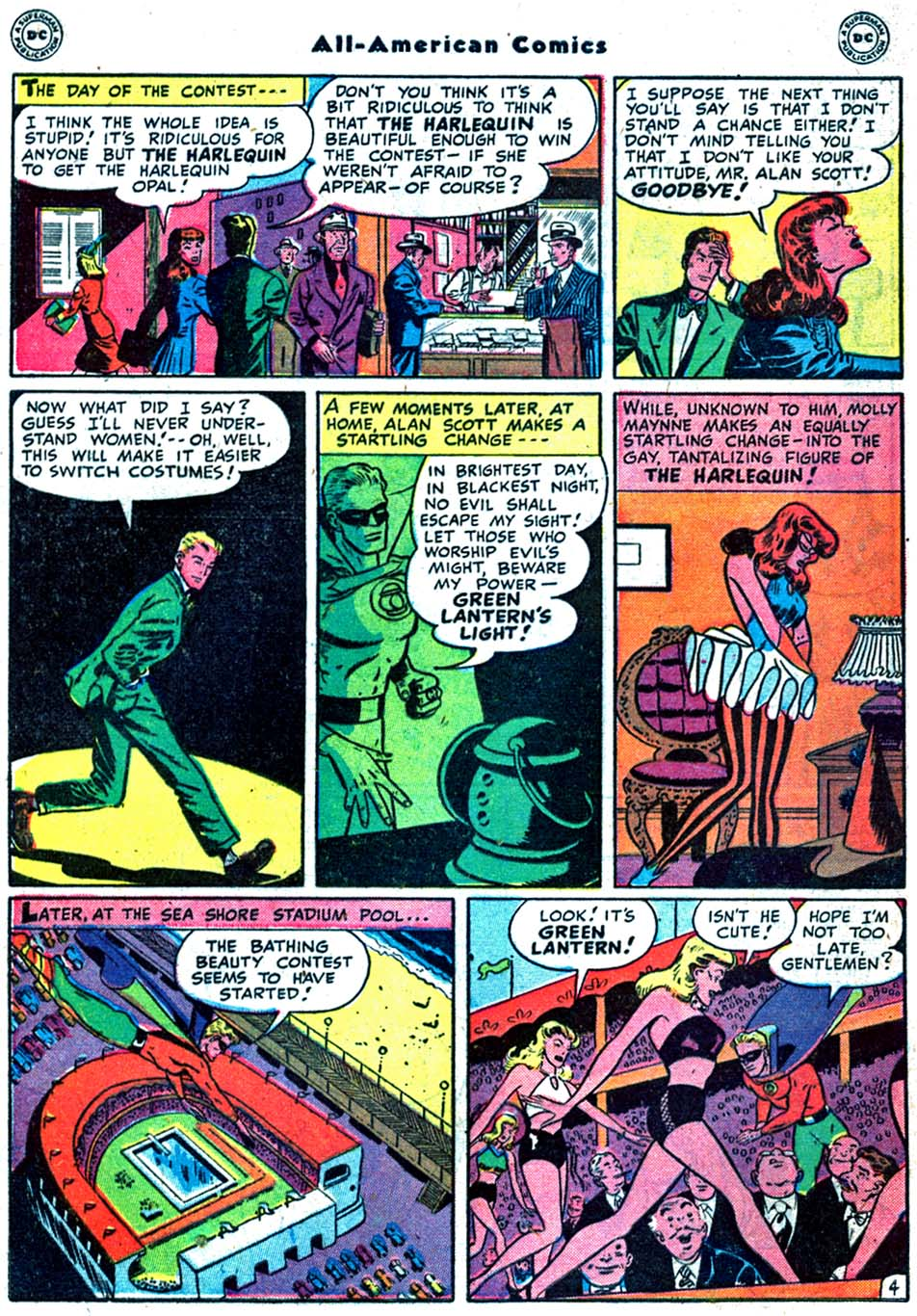 Read online All-American Comics (1939) comic -  Issue #94 - 6