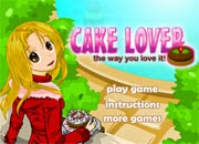 juegos de cocina cake lover