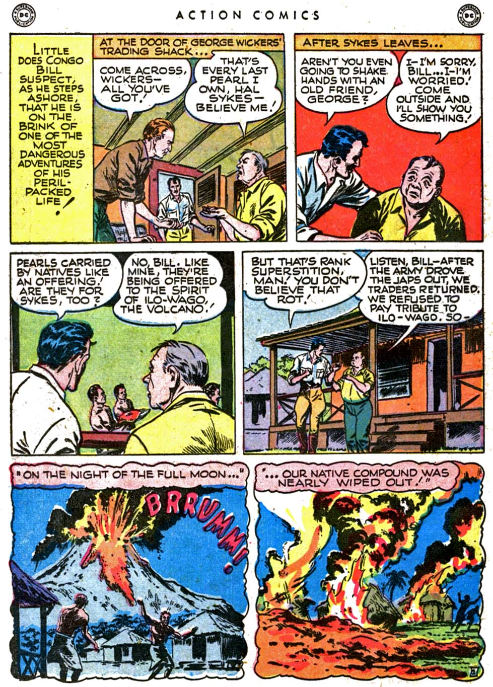 Read online Action Comics (1938) comic -  Issue #123 - 18