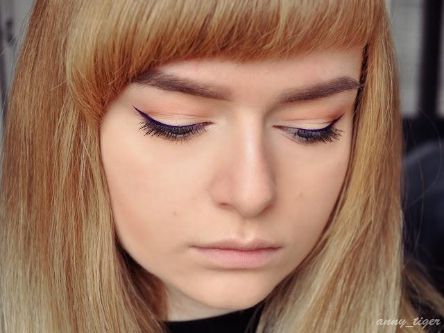 Faberlic eyeliner Colored galaxу 5440 Лиловый Фейерверк