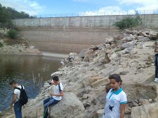 Alunos do Lordão discutem a crise hídrica em Picuí no dia Internacional da água