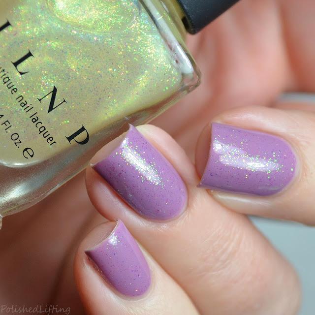nail polish topper