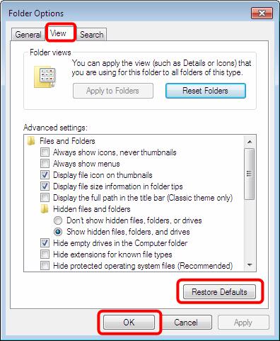 Hướng dẫn những cách mở phải bị ẩn trong USB của bạn 6