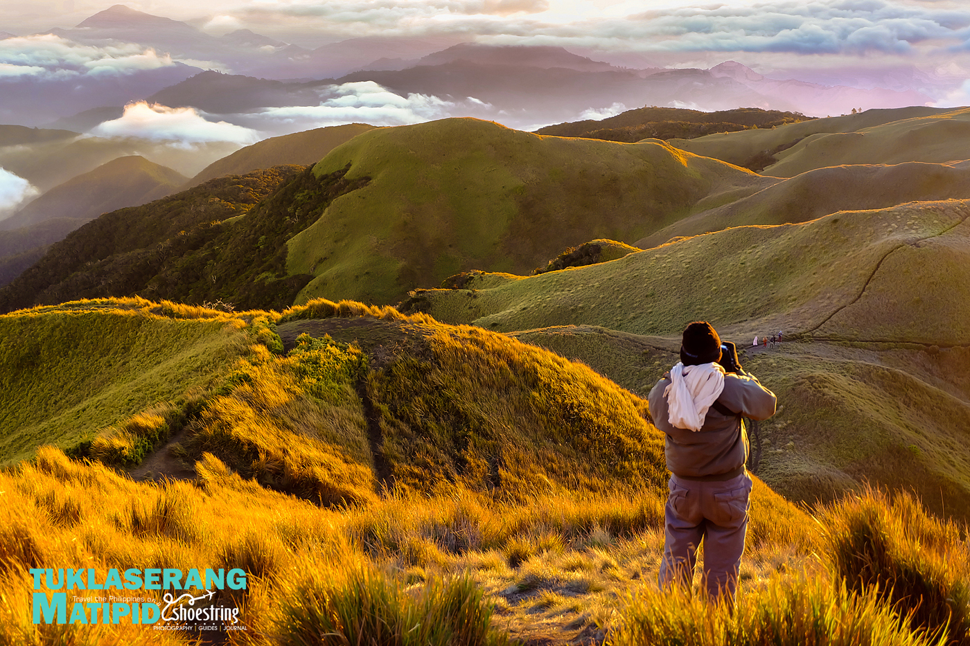 Mt. Pulag view