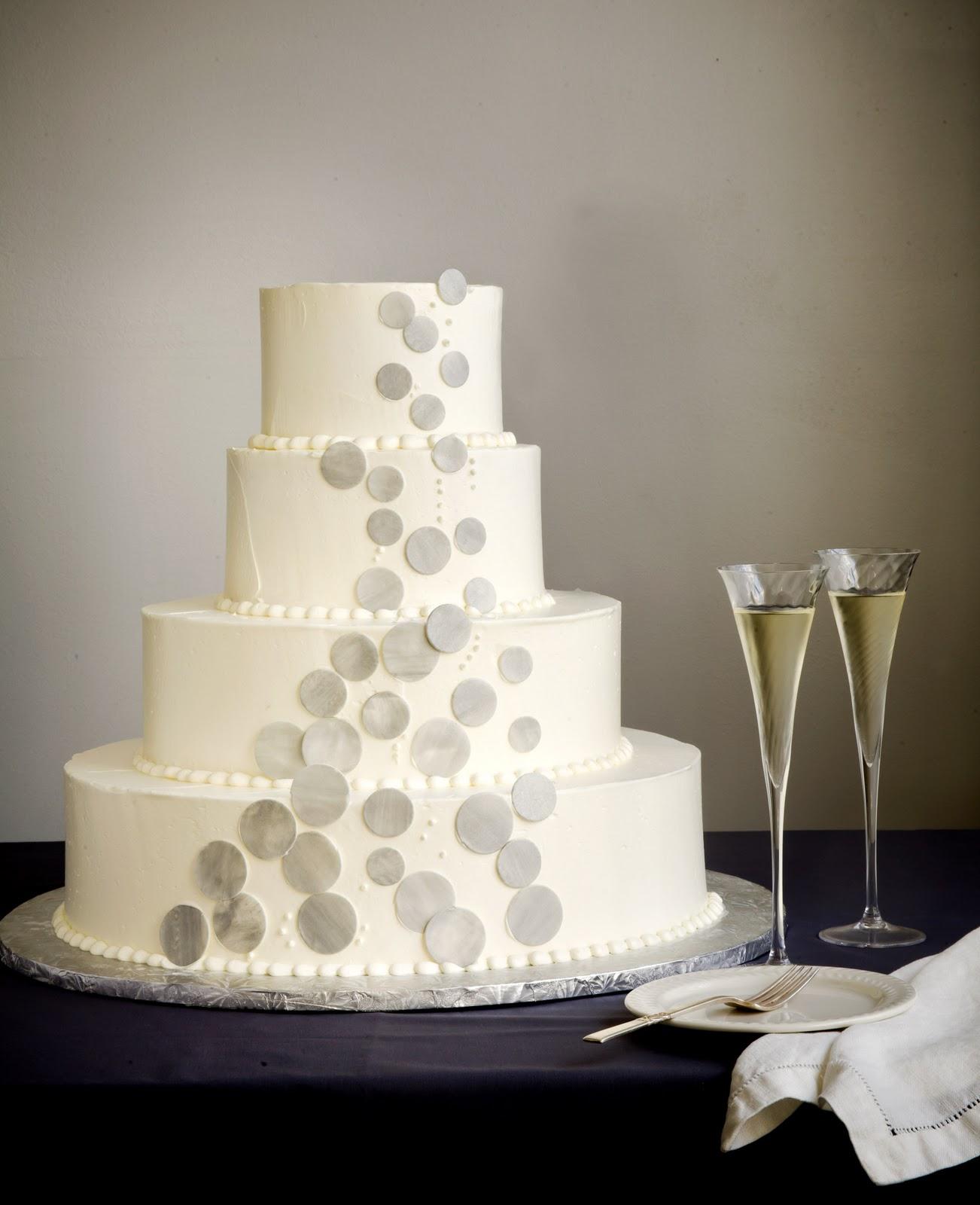 A Simple Cake Three New Wedding Cake Ideas