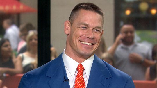 John Cena Trolled Baron Corbin on Instagram