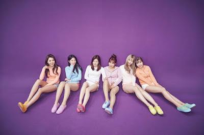 yakni girlband asal Korea Selatan dibawah label  Profil, Biodata, Fakta Berry Good