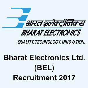 BEL Recruitment 2017 for ITI Trade Apprentice Posts – Apply Online