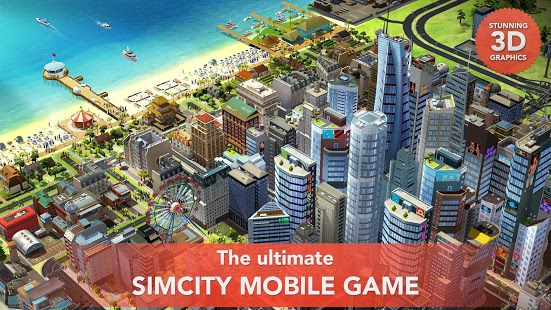 SimCity BuildIt Apk Game | Full Version Pro Free Download