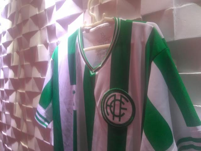 Camisa do Blog do Mequinha é destaque no Mantos do Futebol