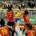 Brasil vence a Colômbia e leva 12º título seguido do Sul-Americano feminino