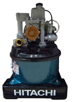 Daftar harga dan spesifikasi  pompa air merk Hitachi WTP 150 GX