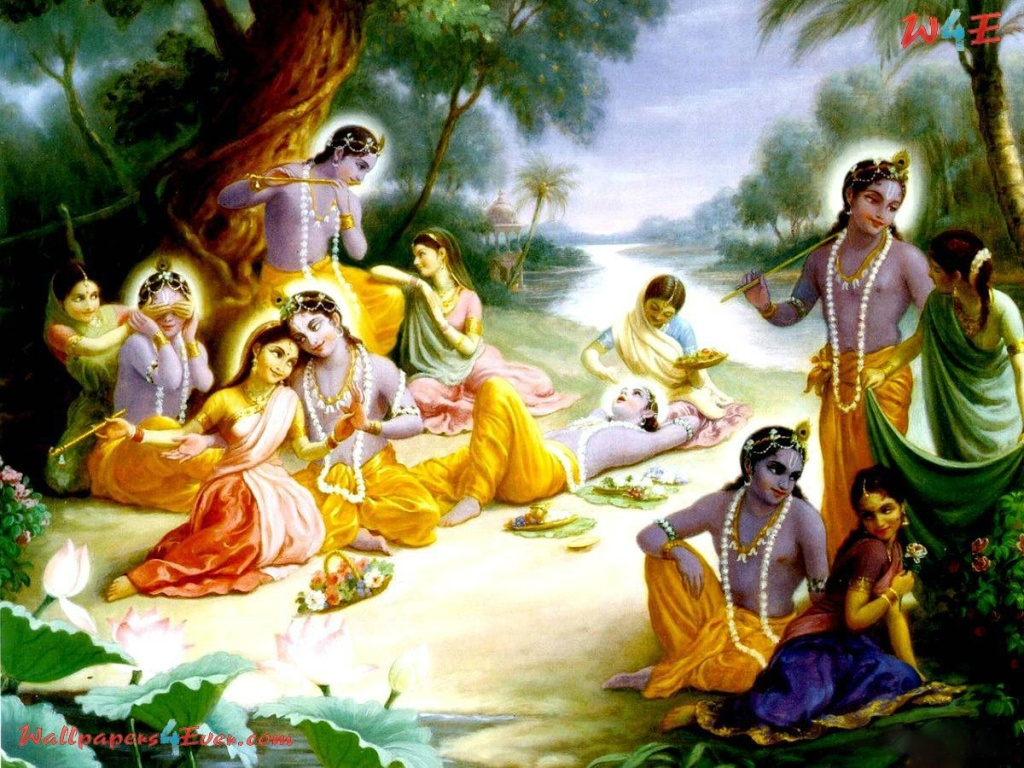 Why Gopi's Love for Lord Krishna