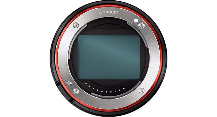 Байонет Sony E