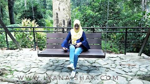 The Habitat Tarikan Terbaru di Bukit Bendera (Penang Hill)