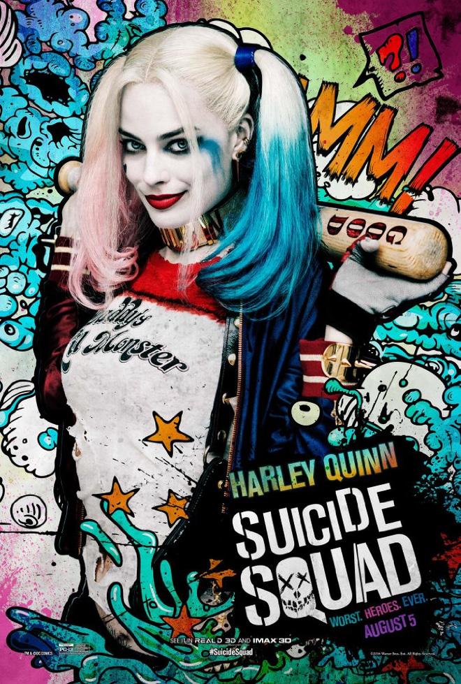 Biệt Đội Cảm tử – Suicide Squad