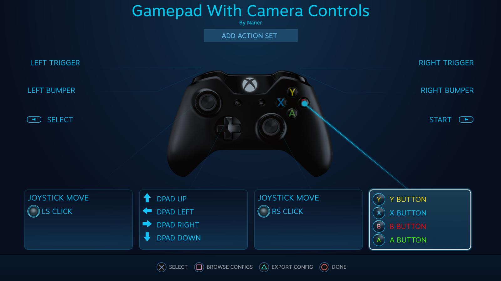 Steam Adiciona Suporte A Controles De Xbox One E 360