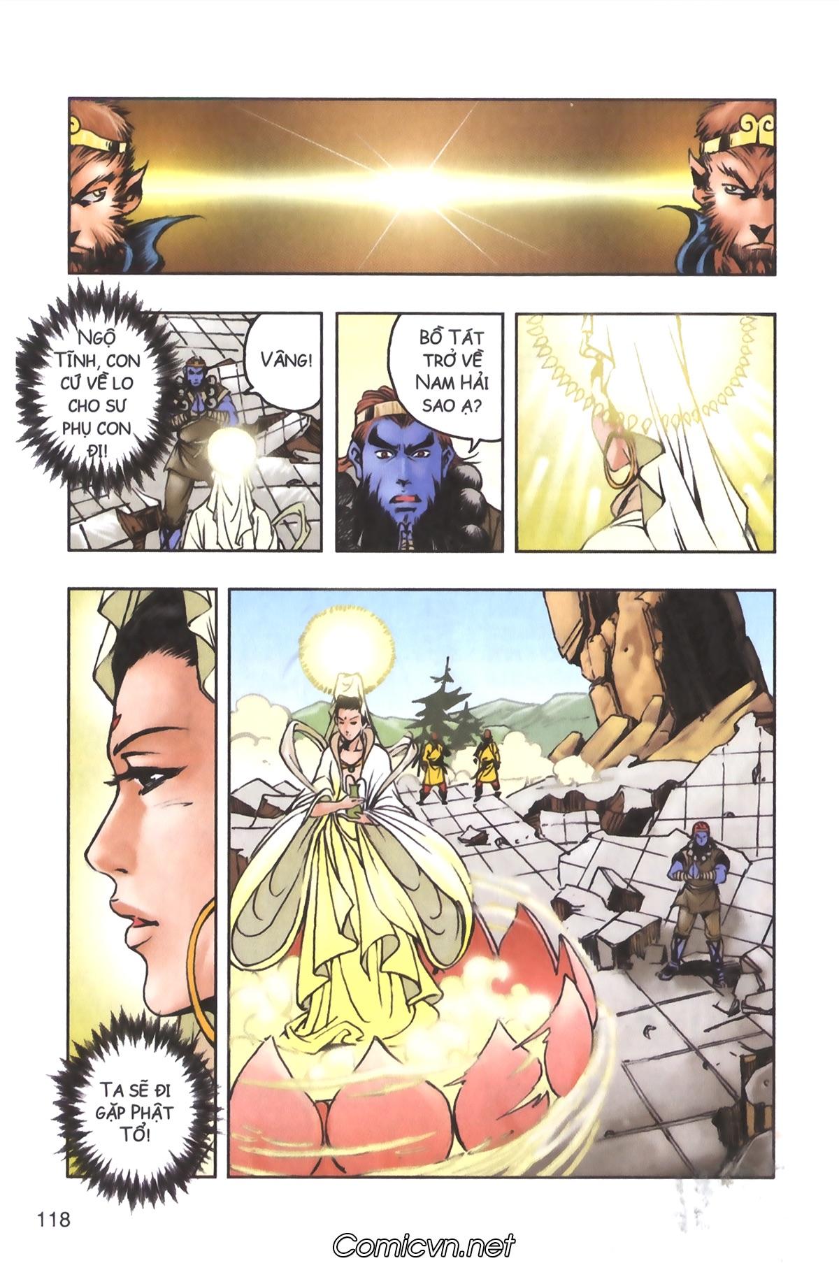 Tây Du Ký màu - Chapter 104 - Pic 2