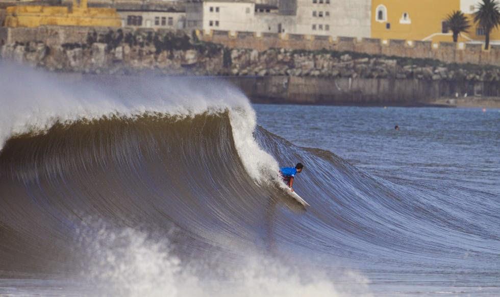 69 2014 Moche Rip Curl Pro Portugal Jeremy Flores Foto ASP Damien Poullenot Aquashot