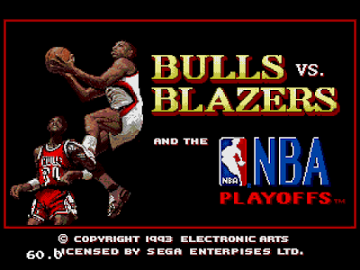 【MD】NBA籃球公牛Vs湖人(Bulls vs Blazers and the NBA Playoffs)!