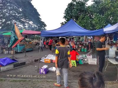 Pasar Malam Pekan Tuaran