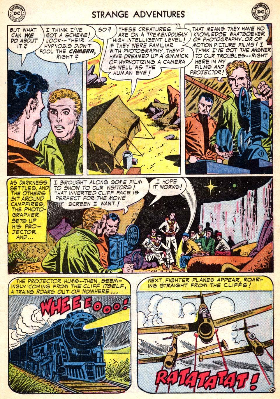 Strange Adventures (1950) issue 49 - Page 7