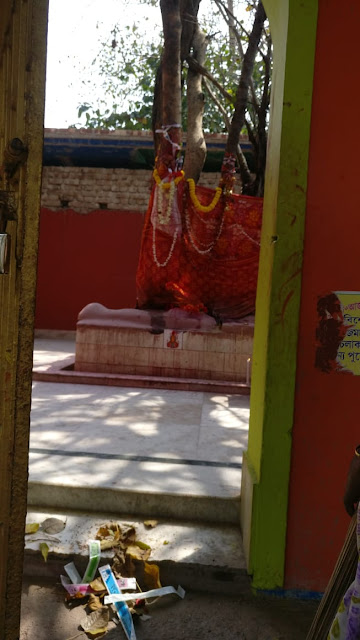 Ajamtala Temple Barrackpore