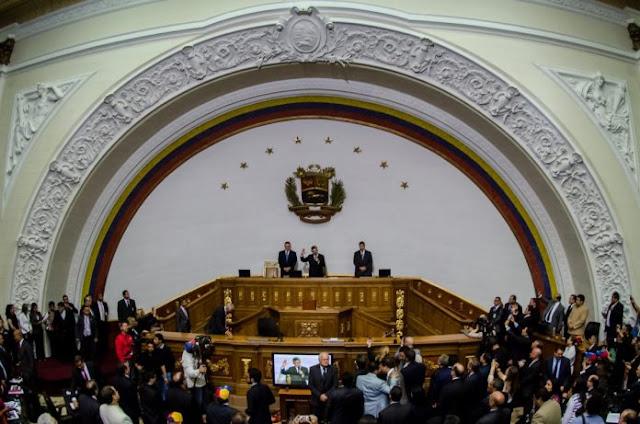 Régimen chavista pretende desintegrar el Poder Legislativo [Comunicado]