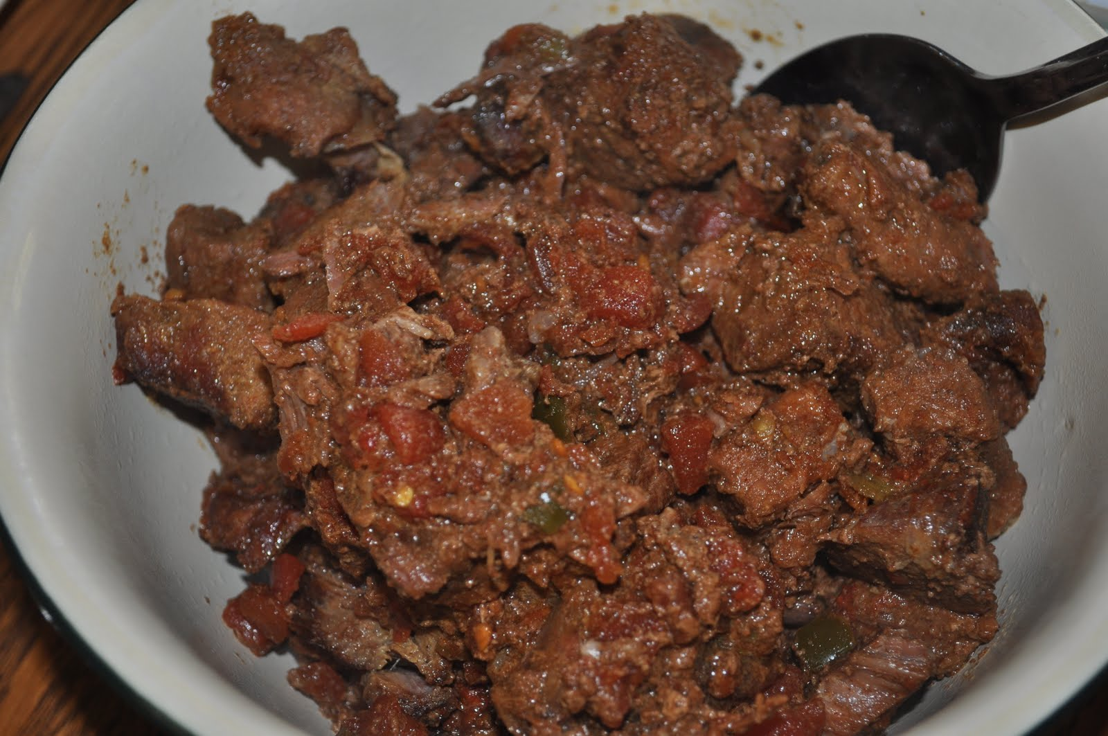 Beth S Favorite Recipes Mexican Beef Tips